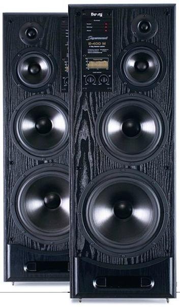 Колонки Radiotehnika S-400 M black 2.0.