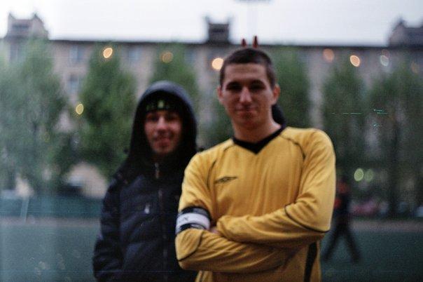Дмитрий Шатохин и Ярослав Кяйвяряйнен в ЛФЛ, сезон 2009