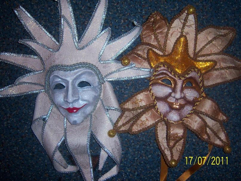 Венецианские маски - Страница 2 Y_181391d8
