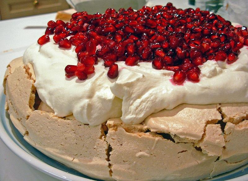 Торт павлова рецепт с фото 3