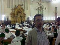 Борис Алексеев, Иерусалим