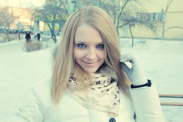 Самая красивая девушка вконтакте