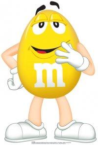 Желтый M&m's | ВКонтакте