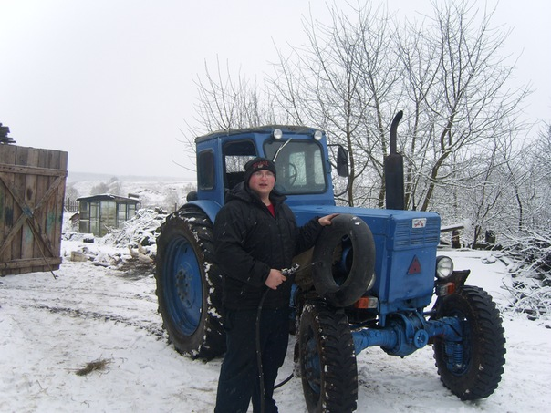 твери в продажа трактора