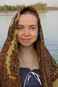 Анна Юмина, 13 января , Красноярск, id9915740