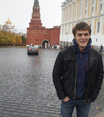 Артём Стрелков, 13 августа , Пермь, id35375530