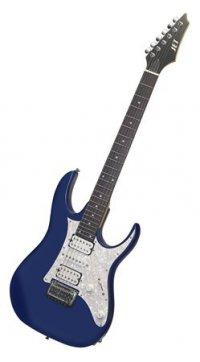 Купить Электрогитара JET UAE 550 цвет синий.