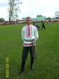 Василий Нагорный, Лунинец
