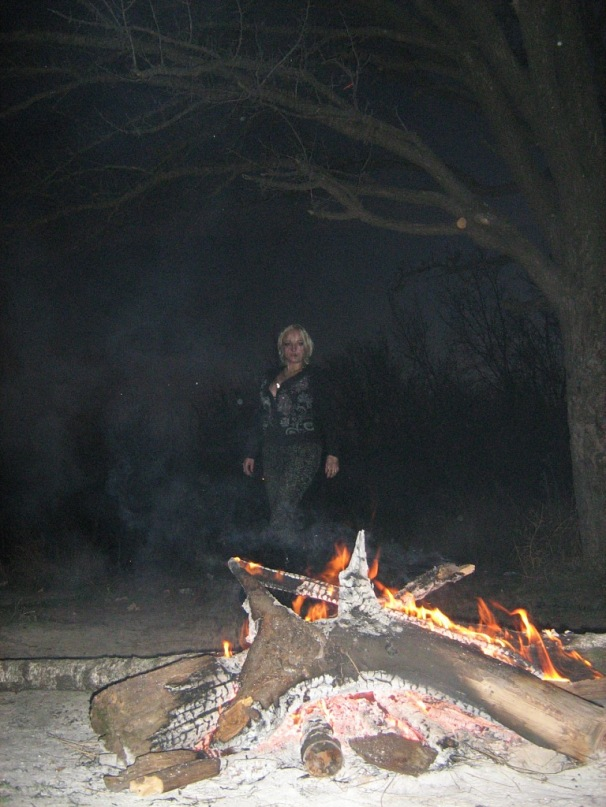 Мои путешествия. Елена Руденко. Киев. Лысая гора. 2010 г. Y_7d2d1e4d