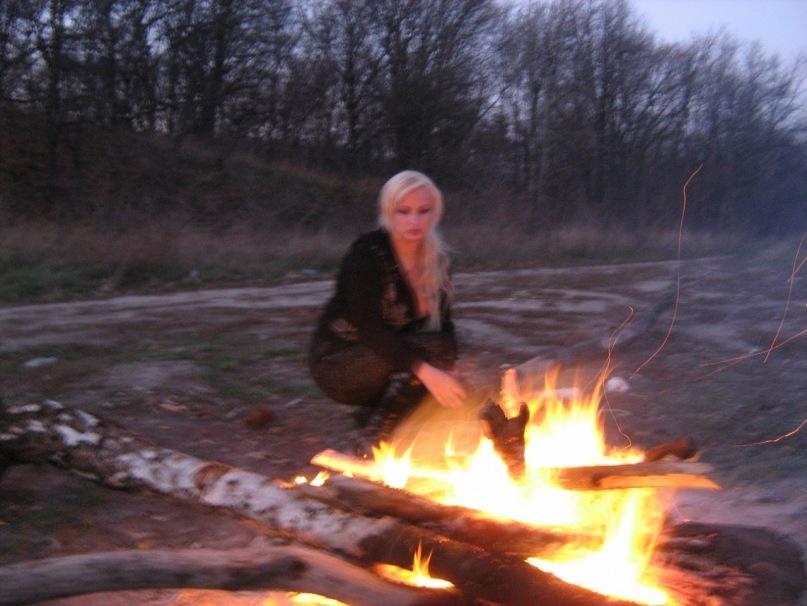 Мои путешествия. Елена Руденко. Киев. Лысая гора. 2010 г. Y_f840665d