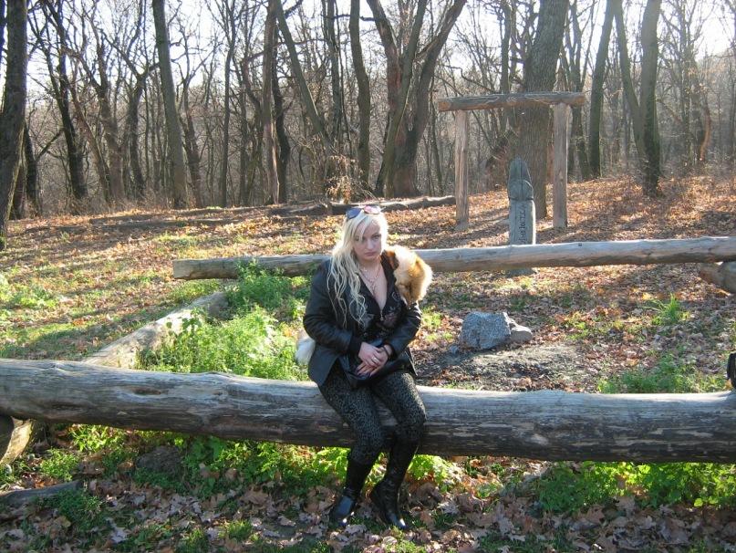 Мои путешествия. Елена Руденко. Киев. Лысая гора. 2010 г. Y_fbfde701