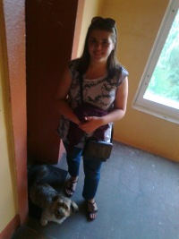 Kristina Stepanova, 1 сентября , Надым, id42811146