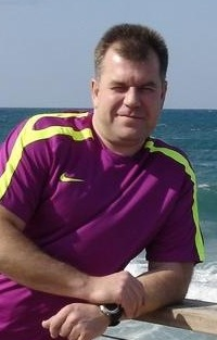 Алексей Самохин