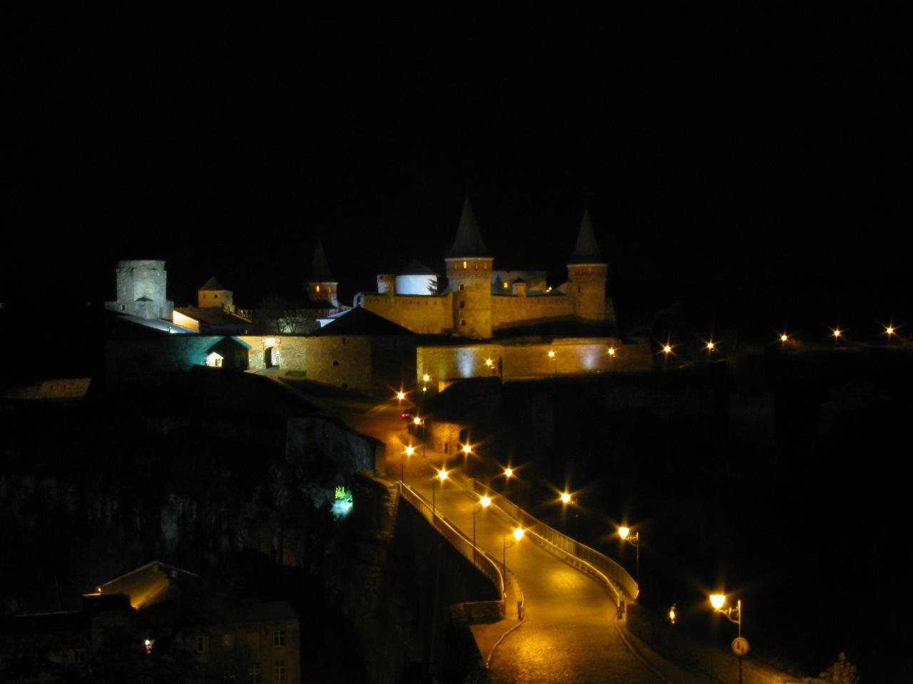 Кам'янець-Подільський, фортеця