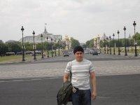 Khusniddin Kodirov, 29 августа 1995, Москва, id60786306