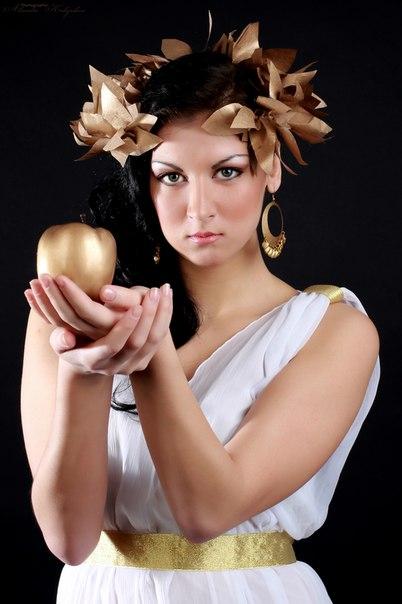 богиня фото образ