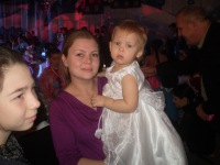 Елена Новгородцева, 27 сентября , Геленджик, id3918330