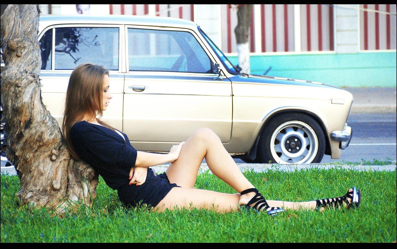 Смотреть бесплатно фото отечественных авто и девушки 8 фотография