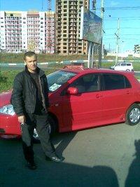 Андрей Маршанин, 15 ноября , Красноярск, id66453033
