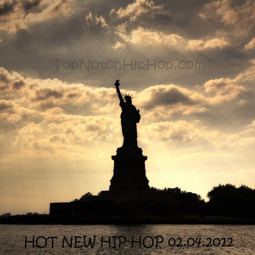 HOT NEW HIP-HOP 02.04.2012 [55]