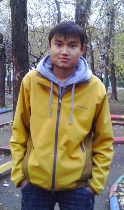 Саян Херел-Оол, 17 декабря , Москва, id16716083