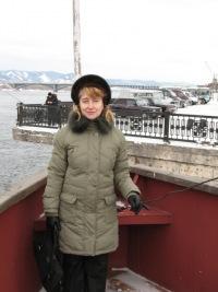 Наталья Григорьева, 18 июня , Красноярск, id144320864