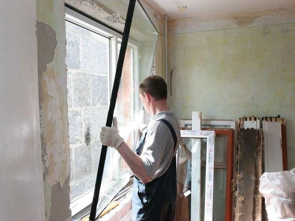 """...линию """" областной администрации по вопросам качества изготовления и установки пластиковых окон и остекления..."""