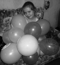 Настюшка Новожилова, 25 сентября 1995, Хабаровск, id100468418