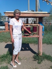 Светлана Закружная, 16 июня 1974, Зима, id154586444