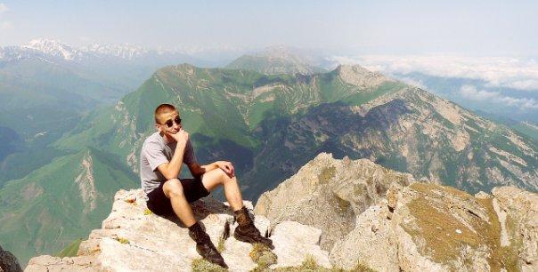 Восхождение на столовую гору