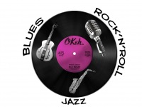 Rock-n-roll, blues, jazz...