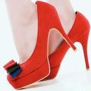 туфли на платформе и высоком каблуке купить.