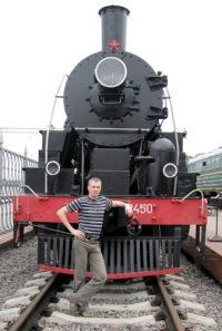 Сергей Ковалев, 12 июля , Москва, id12672298