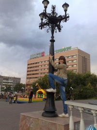 Маринка Пьянкова, 9 августа 1999, Братск, id123277683