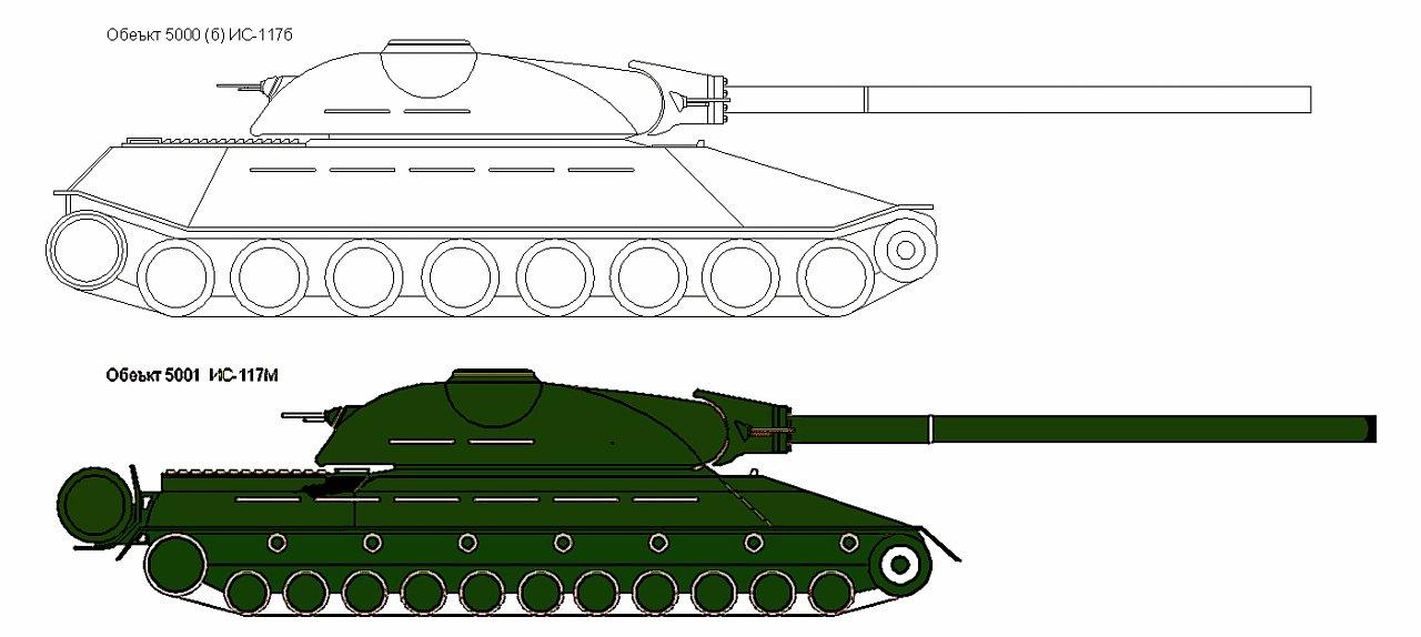 Так же новый танк был оснащен