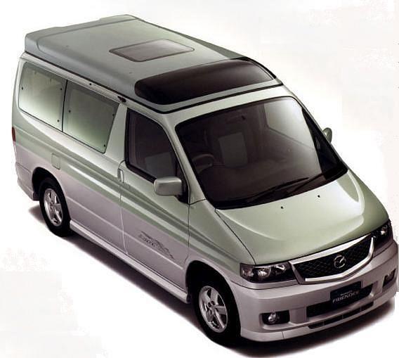 фото микроавтобус мазда