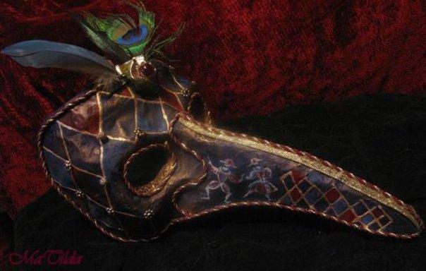 Венецианские маски - Страница 2 X_6e367711
