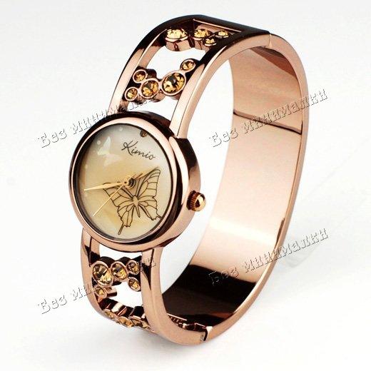 Бинарные часы наручные женские купить