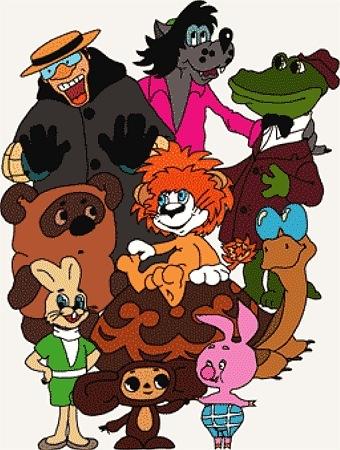 мультфильмы для детей 4 года