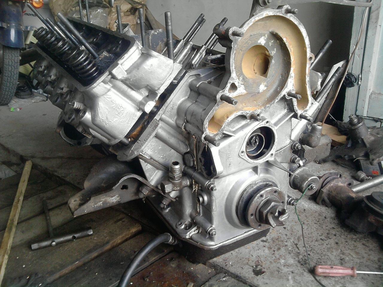 Номер двигателя на газ 155