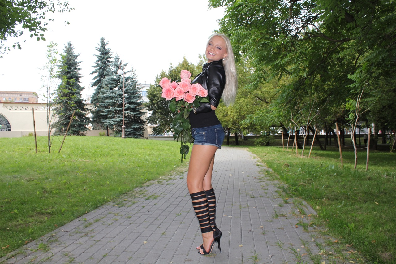 Фотоальбом русских девушек 7 фотография