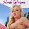 Порно актриса Heidi Mayne