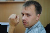 Дмитрий Шемякин, Ижевск