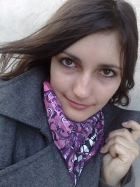 Алена Газибар, 23 января 1998, Северодвинск, id110390707