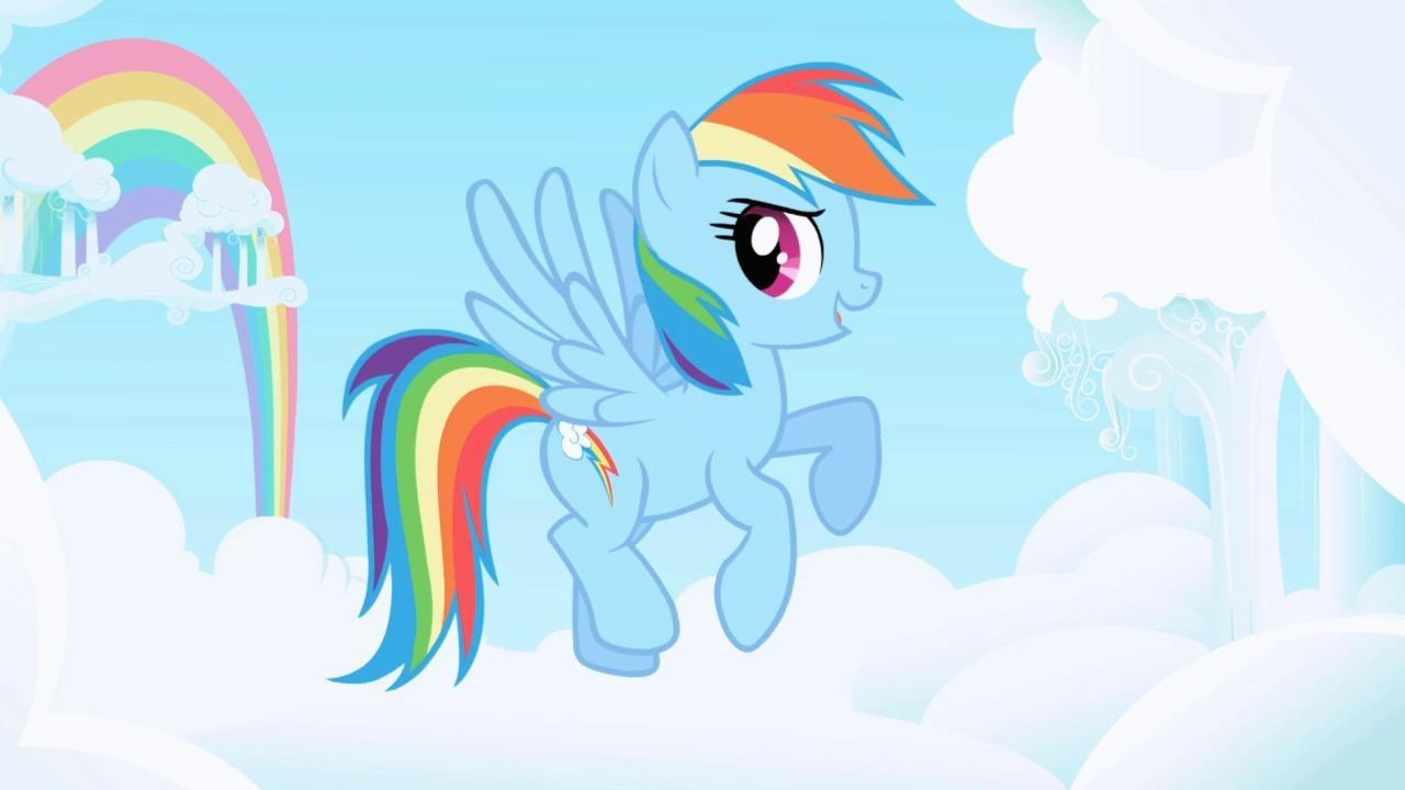 Мой маленький пони: Дружба это магия / My Little Pony: Friendship Is Magic 01x01-09 (2010) WEB-DLR.