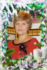 Нина Котельникова, 9 января 1951, Новосибирск, id132598214