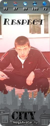Пашка Киров, 3 июля 1989, Абакан, id123274371