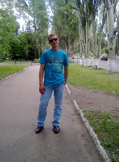 Виталий Белоус, 26 марта , Донецк, id107855851