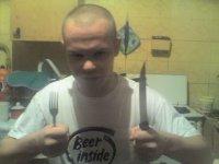 Ryan Федотов, 6 ноября 1995, Череповец, id10115635