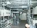 Электромонтажные работы, кондиционирование, отопление и вентиляция.